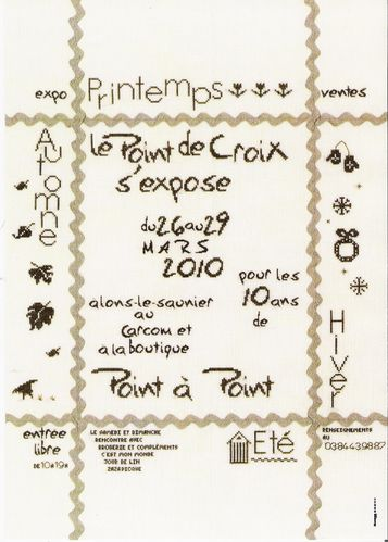 Expo Pont a point