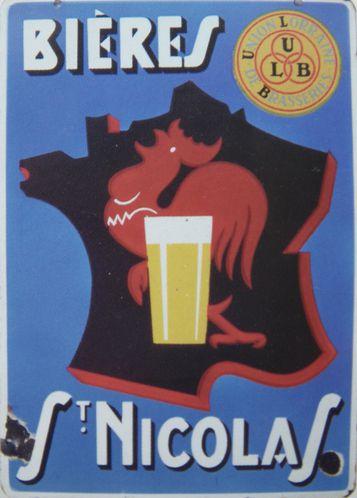 Bière Saint-Nicolas-Coq