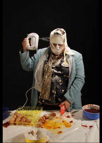 Knebl Jakob Lena Austrian psycho-portrait of a lady 2010