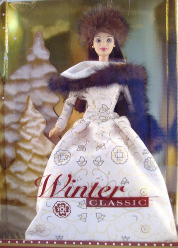 2002 Winter Classic Barbie Special Edition (en boite) No-52