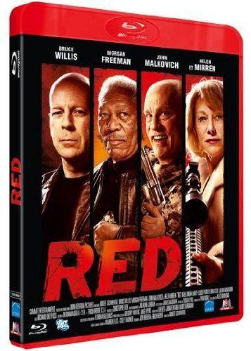 Red Bruce Willis Blu Ray