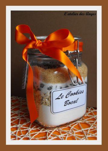 Cookies bocal 1