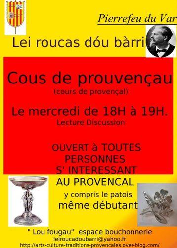 pub pour la langue provençale