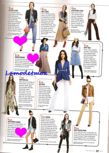 Style denim by Elle Us 2
