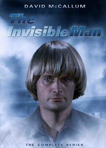 affiche L'homme Invisible (1975)