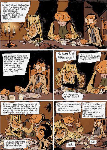Le docteur Héraclius Gloss (2)
