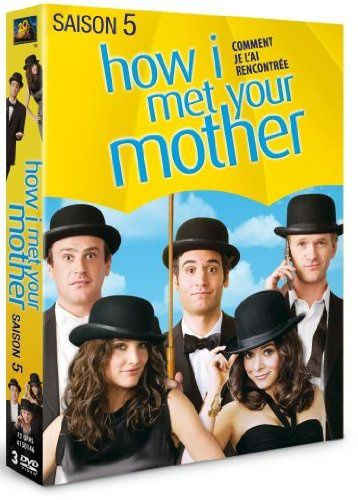 How I Met Your Mother Saison 5 Coffret 3 DVD