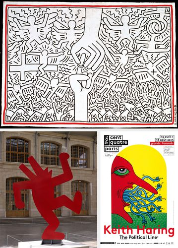 expo-keith-haring-paris-centquatre-images
