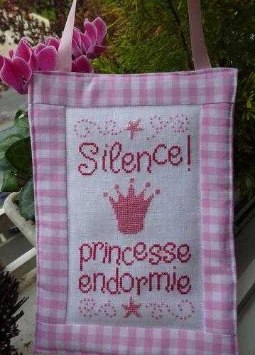 Bannière princesse