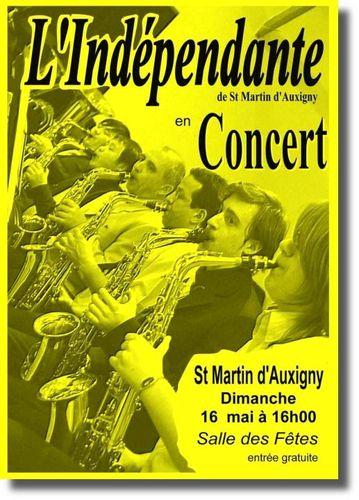 Concert Independante 20100516