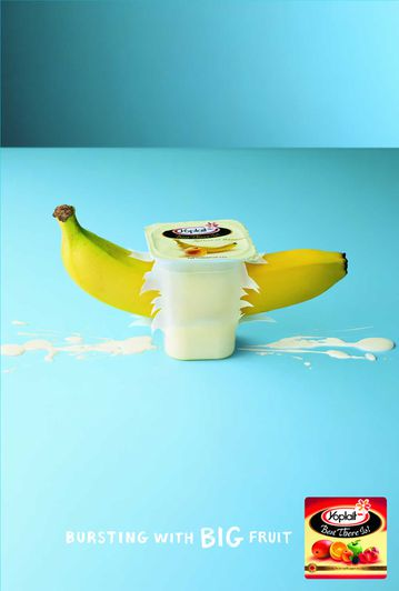 Yoplait-banana-ad