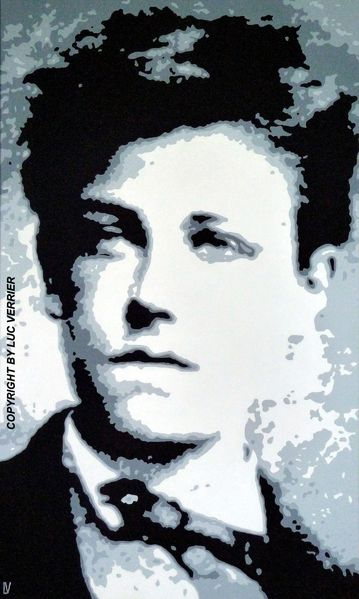 Arthur Rimbaud - Pop Art