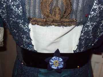 06 Restauration robe ancienne (pendant)