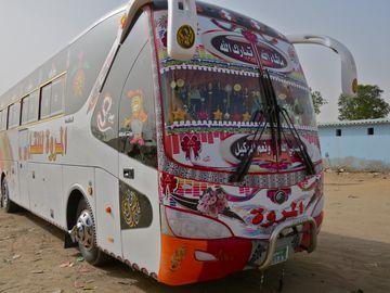 193 DONGOLA Bus