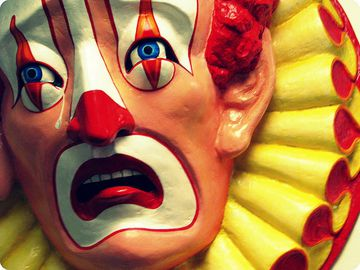 Coulrophobia Fear of Clowns 4