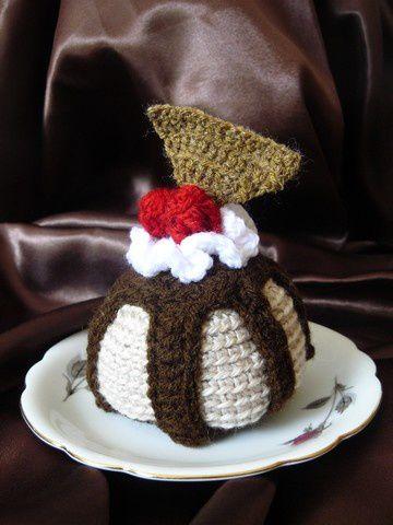 cal gâteau à la cerise et coulis de chocolat