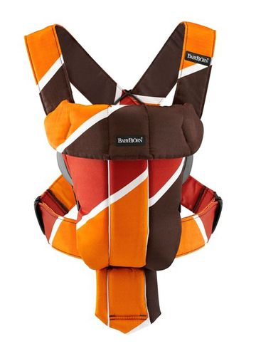 BabyBjorn Carrier Original Brown Orange