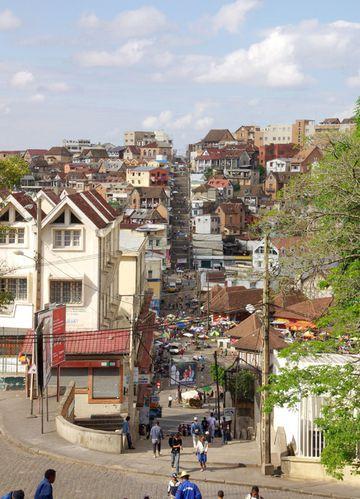 Madagascar, Tananarive(Antananarivo)