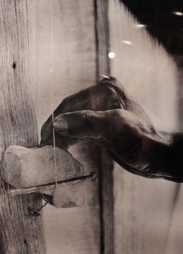 la main et la corde