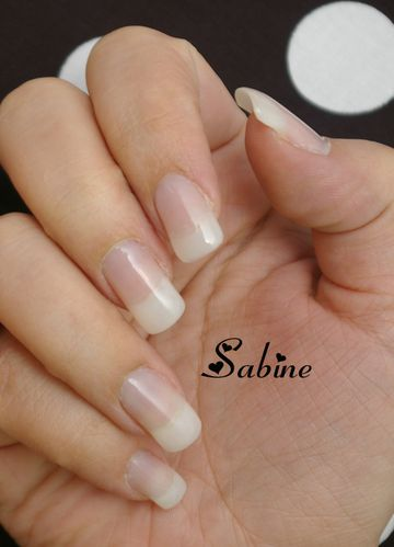 faux ongles qui font naturel