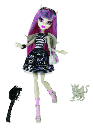 Poupée 2 Monster High