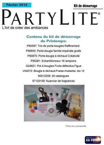 Kit de Demarrage 300 Page 2