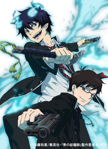 Ao no Exorcist 17 vostfr