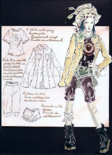 Tank Girl Inspired Fashion Designs Deva 39 S Blog