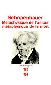 La Metaphysique de l'amour