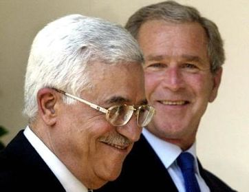 abbas w bush