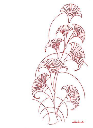 fleurs 1929