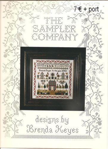 SAMPLER COMPANY COUNTRY HOUSE SAMPLER