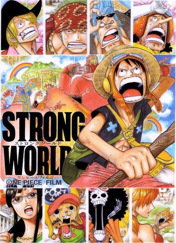 One Piece Film 10 - Strong World vostfr :