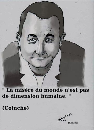 Coluche mis-re