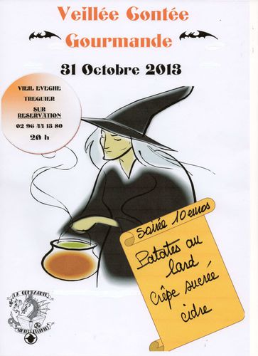 affiche adulte 31 oct