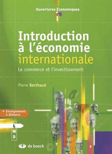 « Introduction à l'économie internationale » de Pierr