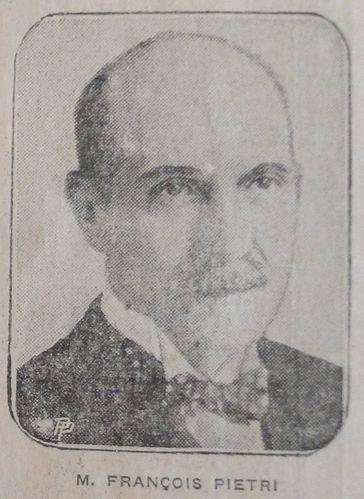 François PIETRI