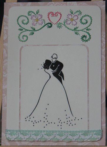 Carte-mariage 3582