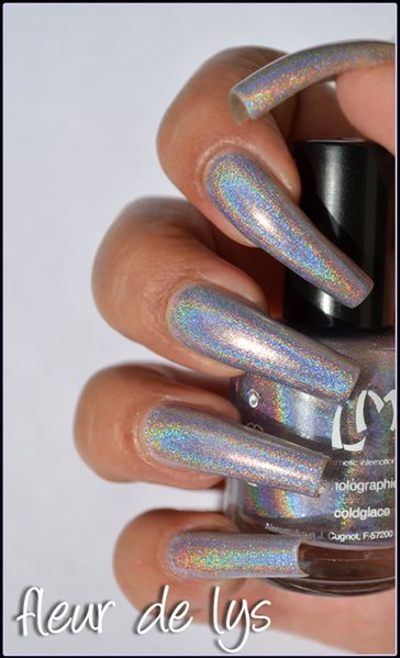 LM Cosmetic vernis holographique