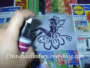 Comment utiliser les sprays de peinture tissu tulip le blog de diddlindsey - Comment enlever peinture sur vetement ...