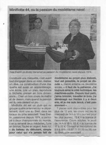 Ouest France 29-09-10