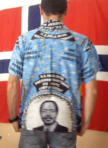 chemise Biya