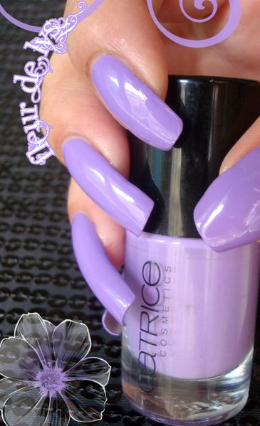 Vernis Catrice Lucky in Lilac