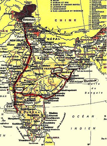 Carte Voyage Wakanta