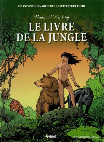 Le livre de la jungle [Kipling, Rudyard] Le-livre-de-la-jungle-BD