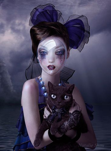 Glass soul by NatalieShau