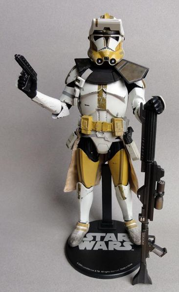 SIDESHOW COMMANDER BLY 1