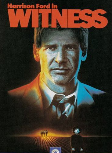 Witness- affiche