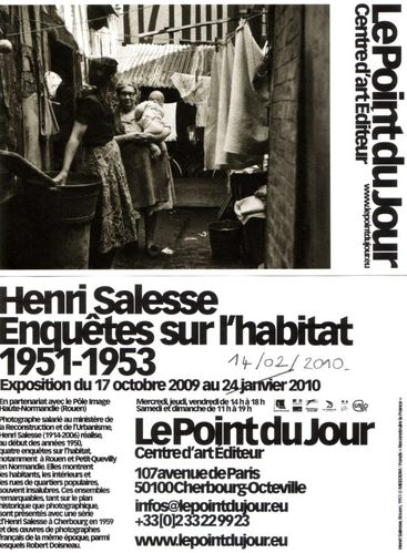 affiche expo salesse