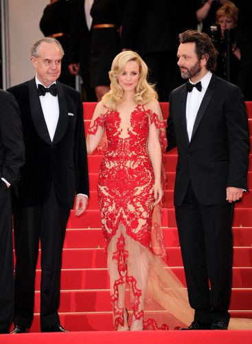 Rachel+McAdams+Midnight+Paris+opens+Cannes+2011 Marchesa mi